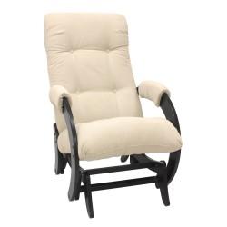 Кресло-качалка Комфорт  89 60 бежевый ткань