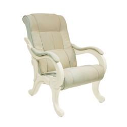 Кресло классическое Комфорт  97 69 бежевый ткань