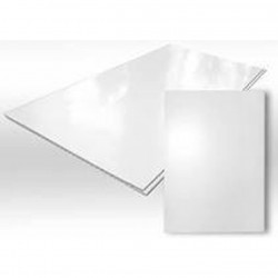 Панели ПВХ 8х250х1200мм Глянец белый