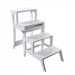 Стул-Лестница Leset Бруклин, белый