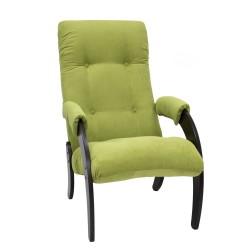 Кресло классическое Комфорт  94х60смтканьЦвет:венге