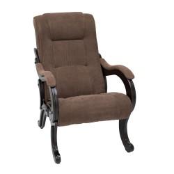 Кресло классическое Комфорт  97х69смтканьЦвет:коричневый