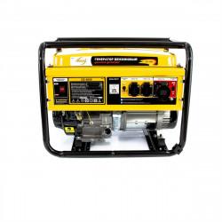 Генератор бензиновый GE 8900, 8,5 кВт, 220В/50Гц, 25 л, ручной старт DENZEL 94639