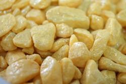Грунт цветной средний лимонный, фракция 5-8мм