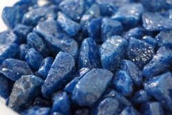 Грунт цветной средний темно-синий (фракция 5-8 мм)