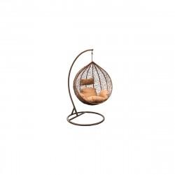 Кресло подвесное LESET ALTAR BROWN, коричневый