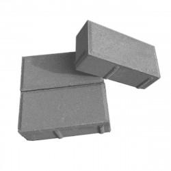 Блок пескоцементный пустотелый 400х200х200