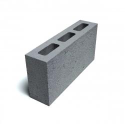 Блок пескоцементный перегородочный 400х200х100