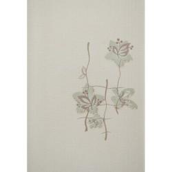 Панели ПВХ 2700x250x7мм Цветочная Орхидея Фисташковая