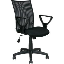 Кресло офисное Av 216 сетка черный 60х60см