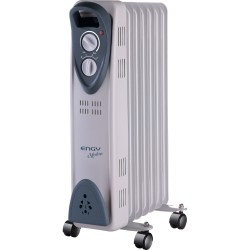 Радиатор масляный ENGY EN-2207 Modern 7 секц. 1.5 кВт Engy En-2207 Modern Engy En-2207 Modern Engy E