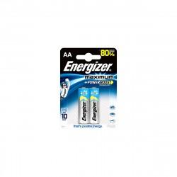 Батарейка ENR MAX Plus AA/E91 BP2 Пальчиковая
