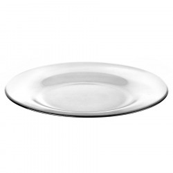 Тарелка 26см INVITATION  закаленнон стекло PSB10328SL