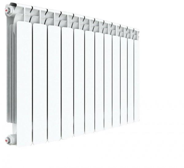 радиатор биметаллический rifar a500 12 секций (гл. 75 мм) (россия) биметаллический радиатор rifar рифар b 500 нп 10 сек лев кол во секций 10 мощность вт 2040 подключение левое