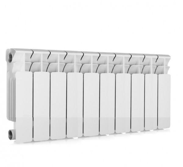 радиатор алюминиевый rifar alum 350 10 секции (гл.90 мм) (россия)