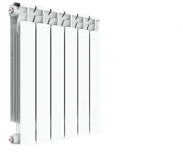радиатор биметаллический rifar a500 6 секций (гл. 75 мм) (россия) биметаллический радиатор rifar рифар b 500 нп 10 сек лев кол во секций 10 мощность вт 2040 подключение левое