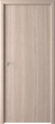 Полотно дверное глухое 60x200см, ламинация, цвет беленый дуб