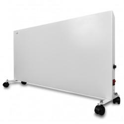 Панель электронагревательная СТН белая 300Вт с мех. терморегулятором (колесики)