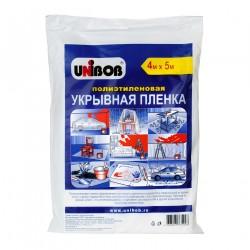 Пленка Укрывная Unibob 4Х5 М, 8 Мкм