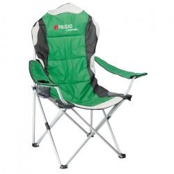 Кресло складное с подлокотниками и подстаканником 60/60/110/92 PALISAD Camping