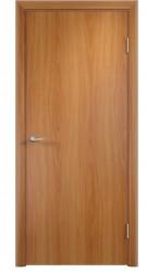 Полотно дверное глухое 70x200см, ламинация, цвет миланский орех