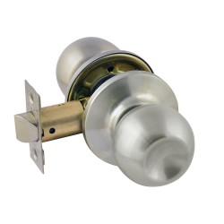 Защелка дверная NORA-M ЗШ-05 матовый никель NEW