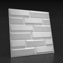 Панель гипсовая 3D Тейч