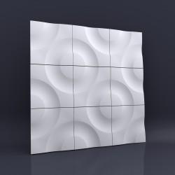 Панель гипсовая 3D Аливия