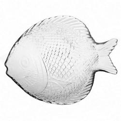 Тарелка в форме рыбы MARINE Pasabahce 198х158мм 10256SLB