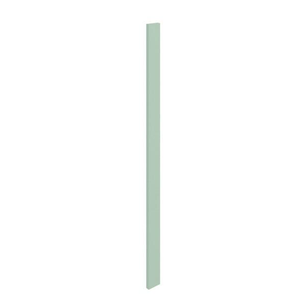 фасад лдсп 716х40 (зеленый)