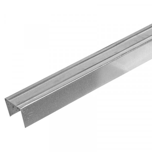 профиль направляющий (пн) гипрофи стандарт 50 х 40 мм, 3 м профиль направляющий gyproc ультра пн 50x37x3000 мм