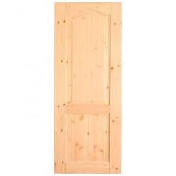 Полотно дверное филенчатое неокрашенное ДГ800