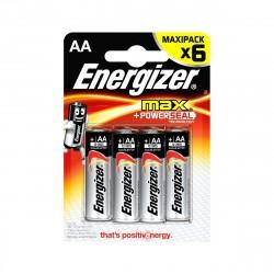 Батарейка ENR Max AA FSB6 пальчиковая