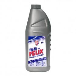 Жидкость охлаждающая Тосол TC FELIX-40 Стандарт 1кг