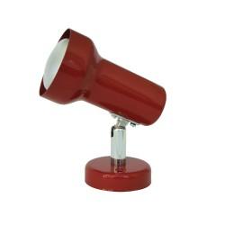 Светильник -спот Calabria R50E14 001 RD 1*Е14*40Вт красный