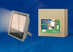 Прожектор для растений ULF-P40-50W/SPFR IP65 110-265В GREY картон