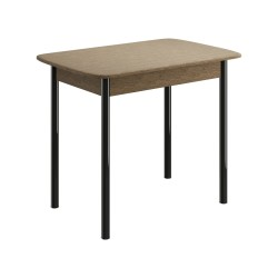Стол обеденный МДФ Эвита мокко (0,9х0,6х0,75)