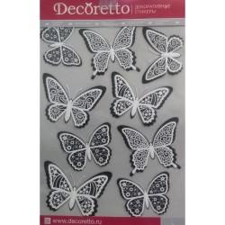 Декоретто Кружевные бабочки AL 4702