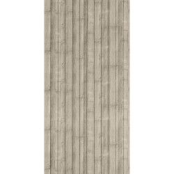 Панель стеновая МДФ 2440х1220х3мм Доска Темная рейка