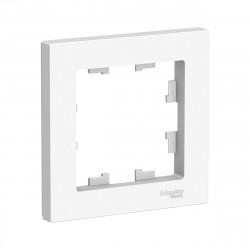 Рамка 1-я, SE AtlasDesign белый ATN000101