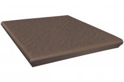 Капинос угловой  коричневый  Simple brown 3-d R 33х33 36982