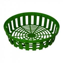 Корзина для луковичных зеленая