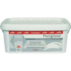 Грунт PARADE Putzgrund G100 белый 2,5л д/штукатурки