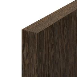 Деталь мебельная 1200*200*16 Венге темный