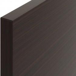 Деталь мебельная 2700*300*16 Венге темный
