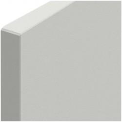 Деталь мебельная 2700*400*16 Белый