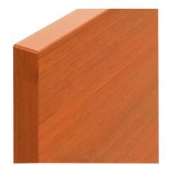 Деталь мебельная 2700*400*16 Орех
