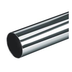 Труба 25x1,0x2000 мм, хром-накл.