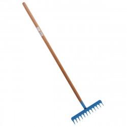 Грабли садовые витые, 12 зуб.Brigadier 87014