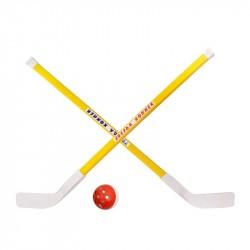 Набор хоккейный с мячом